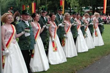 Schützenfest Montag 2