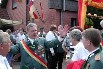 Schützenfest  Samstag 1