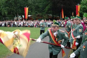 Schützenfest Sonntag 4