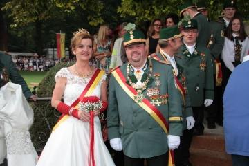 Schützenfest Sonntag 2017