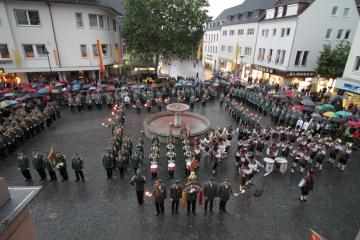 Zapfenstreich 2019
