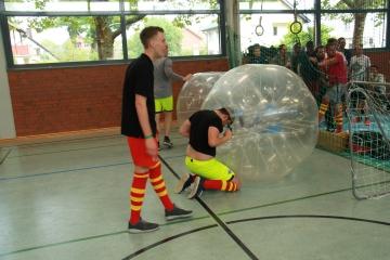 Bubble-Soccer 11